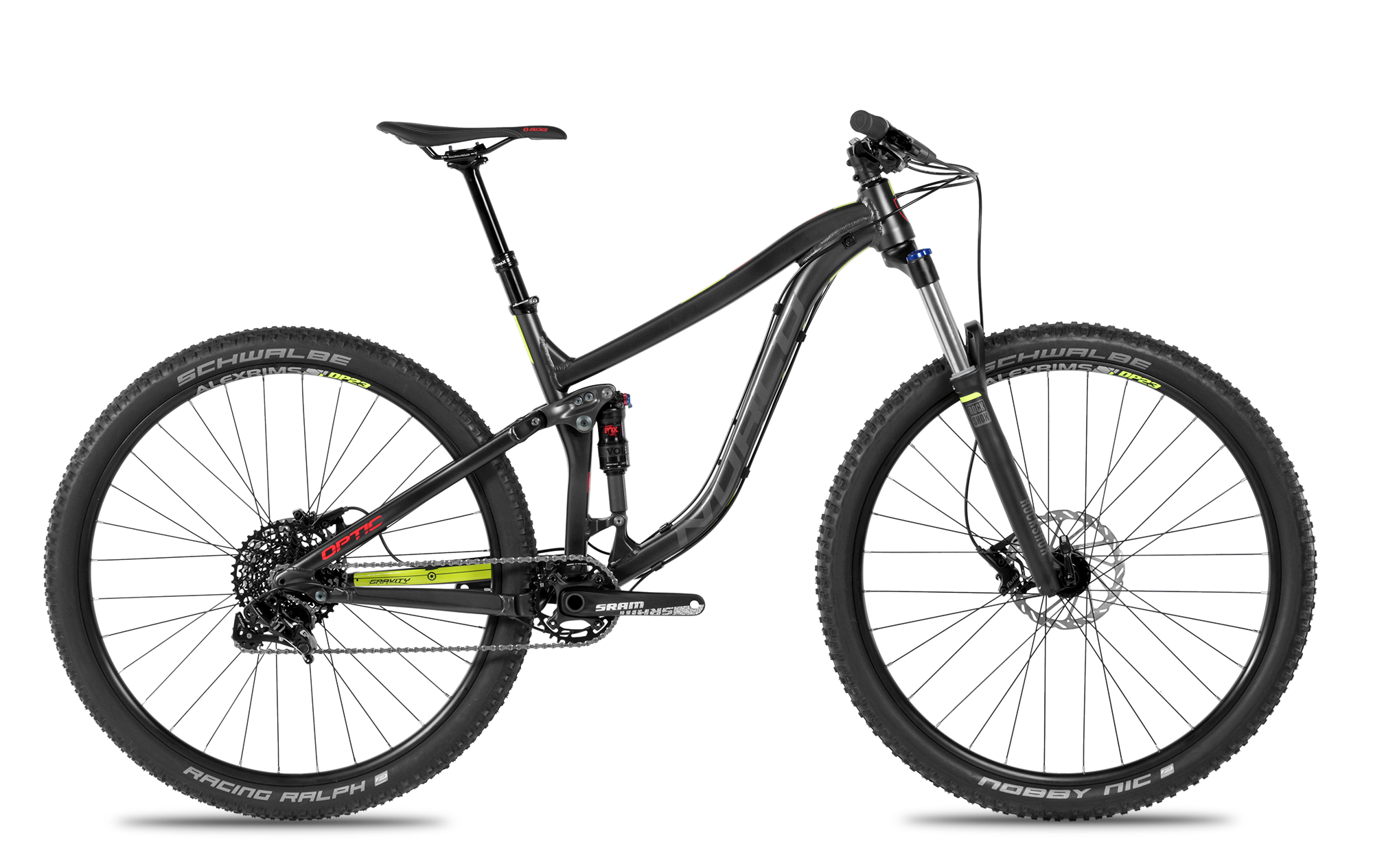 2017 Norco Optic A9.2 Mountain Bike
